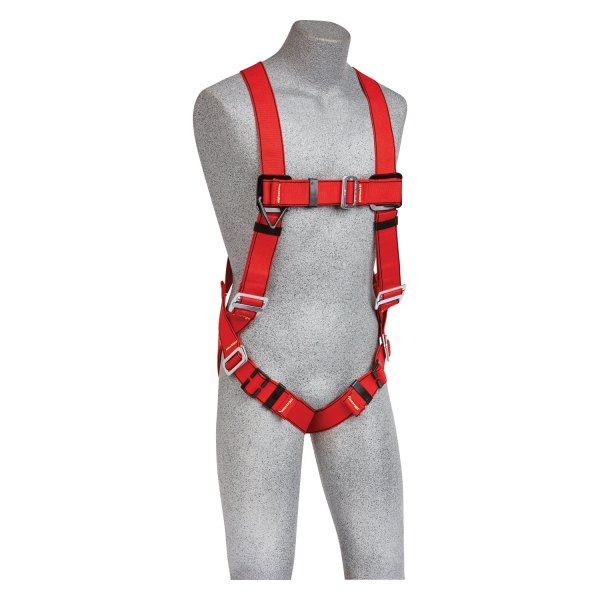 how to use a protecta harness