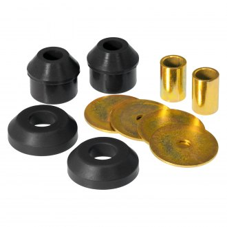 "Prothane® - 0"" Front and Rear Body Mount Kit"