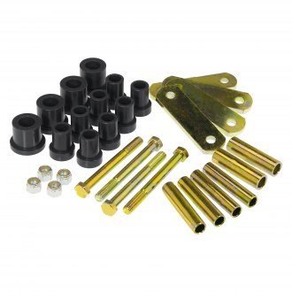 Prothane® - Rear Leaf Spring Eye and Heavy Duty Shackle Bushing Kit