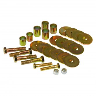 Prothane® - Body Mount Hardware Kit