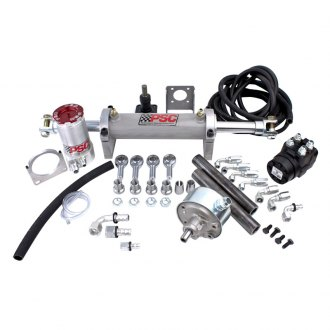 PSC Motorsports® - Full Hydraulic Steering Assist Kit
