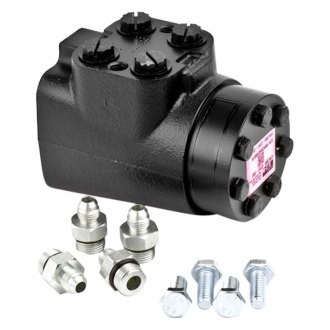 PSC Motorsports® - Power Steering Control Valve Kit