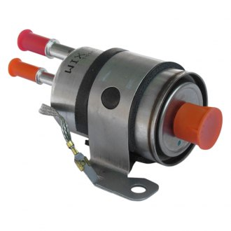 PSI® - Corvette Style Fuel Filter/Pressure Regulator