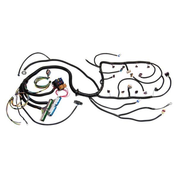 ls1 pcm wire harness blue green psi   har 1014 dbw standalone wiring harness  har 1014 dbw standalone wiring harness