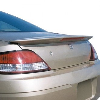 Pure® - Factory Style Rear Lip Spoiler with Light