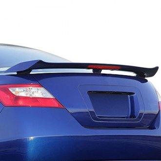 Honda Civic Si Spoilers Custom Factory Roof Lip Wing Spoilers