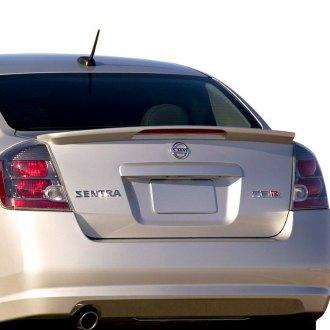 2012 Nissan Sentra Factory Style Rear Spoilers – CARiD com
