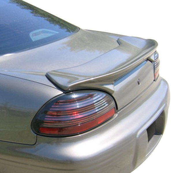 Pure® - Custom Style Fiberglass Flush Mount Rear Spoiler