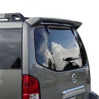 Pure® - Custom Style Fiberglass Rear Roof Spoiler