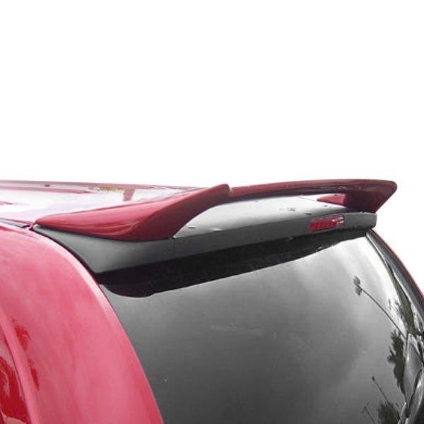 Dodge Grand Caravan 2014 Custom Style Fiberglass