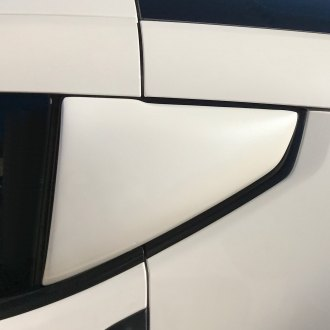 Pure® - Fiberglass Side Window Scoops