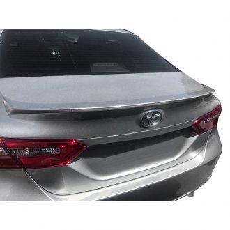 2018 Toyota Camry Spoilers Custom Factory Lip Wing Spoilers