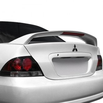 pure factory style rear spoiler with light