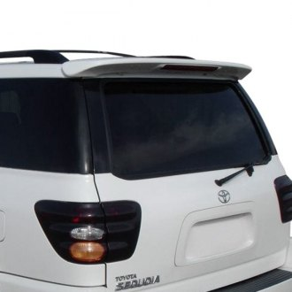 Pure® - Factory Style Rear Roof Spoiler with Light