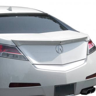 2012 acura tl factory style rear spoilers. Black Bedroom Furniture Sets. Home Design Ideas