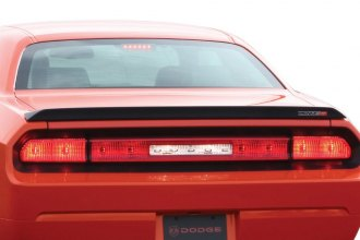 Pure® - Factory Style Flush Mount Rear Lip Spoiler