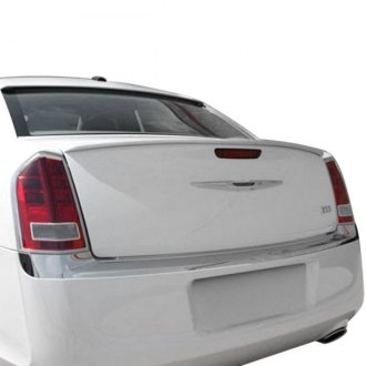 Pure® - Custom Style Rear Lip Spoiler (Painted)