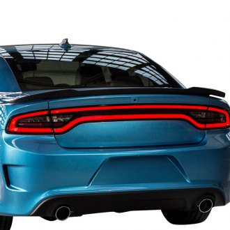 Pure® - Factory Hellcat Style Flush Mount Rear Spoiler