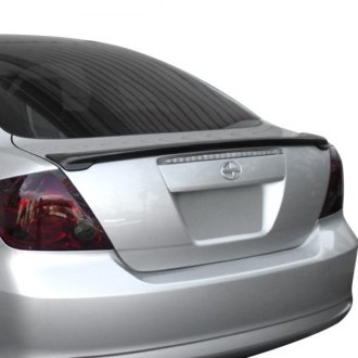 Pure® - Factory Style Fiberglass Rear Lip Spoiler (Painted)