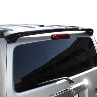 Pure®   Custom Style Fiberglass Rear Roof Spoiler