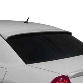 Pure® - Custom Style Fiberglass Rear Window Mount Spoiler