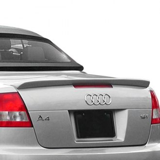 Pure® - Custom Style Fiberglass Rear Lip Spoiler