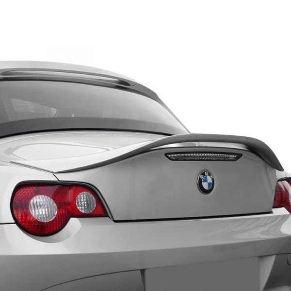 Bmw Z4 2008 Review: Factory Style Fiberglass Rear