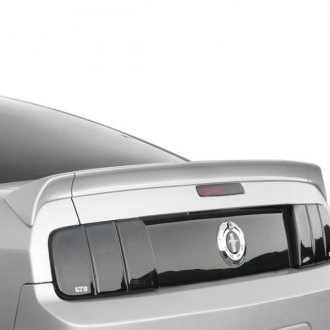 Pure® - Custom Style Fiberglass Flush Mount Rear Lip Spoiler