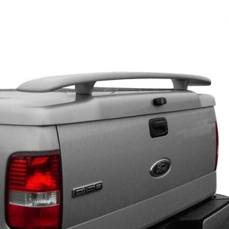 Pure® - Custom Style Fiberglass Rear Tonneau Cover Spoiler (Painted)