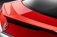 Pure® Cadillac Red Spoiler