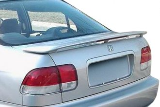 Pure® FG-575 - Factory Style Rear Spoiler with Light (Unpainted)