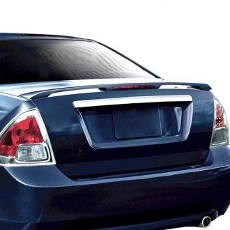 Pure® - Factory Style Rear Spoiler with Light (Painted)