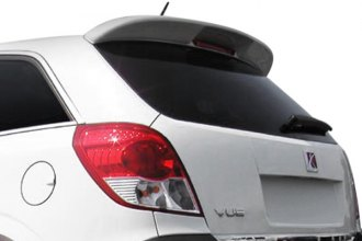 Pure® - Custom Style Rear Roof Spoiler (Unpainted)