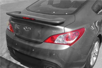 PURE� - Custom Style Rear Spoiler with Light