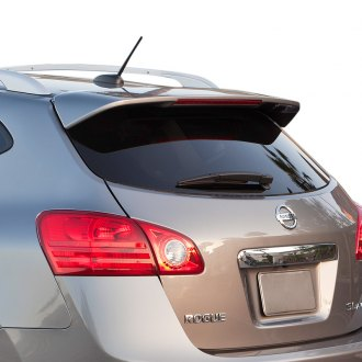 Pure® - Factory Style Rear Roof Spoiler (Painted)
