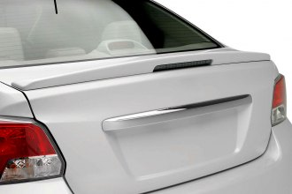 Pure® ABS-759 - Factory Style Flush Mount Rear Spoiler with Light (Painted)