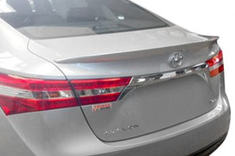 Pure® ABS-772 - Custom Style Rear Lip Spoiler (Painted)