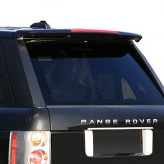 Pure® - Custom Style Fiberglass Rear Roof Spoiler (Painted)