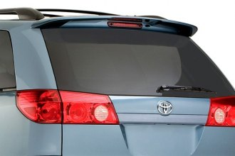 Pure® - Factory Style Rear Roof Spoiler (Unpainted)