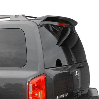 Pure® - Custom Style Rear Roof Spoiler