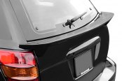 Pure® - Factory Style Fiberglass Flush Mount Rear Spoiler