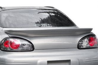 Pure® - Custom Style Flush Mount Rear Spoiler (Unpainted)
