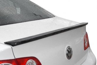 Pure® FG-052 - Custom Style Rear Lip Spoiler (Unpainted)