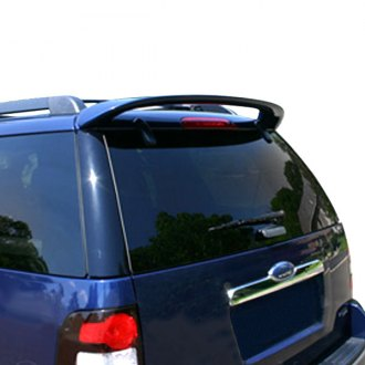 Pure® FG-059 - Custom Style Rear Roof Spoiler (Painted)
