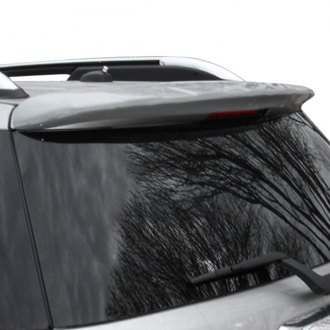 Pure® FG-091 - Custom Style Rear Roof Spoiler (Unpainted)
