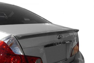 Pure® - Custom Style Rear Lip Spoiler (Unpainted)