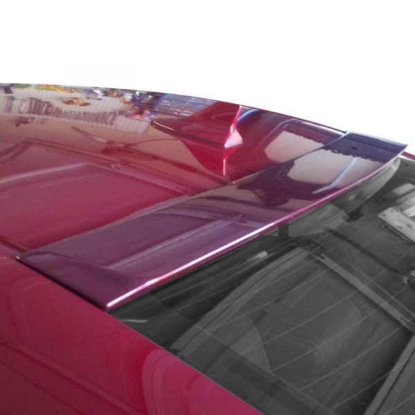 Pure 174 fg 213 painted custom style fiberglass rear window mount