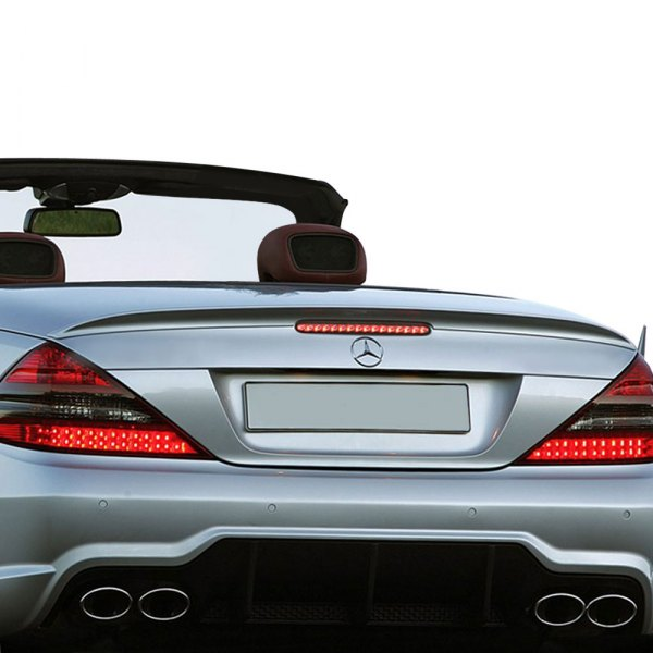 Pure® - Factory Style Rear Lip Spoiler