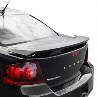 Pure® - Factory Style Rear Spoiler (Unpainted)