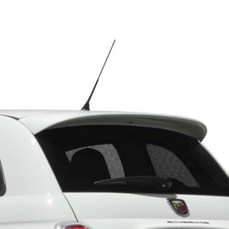 Pure® - Factory Style Fiberglass Rear Roof Spoiler (Unpainted)